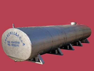不锈钢保温运输罐