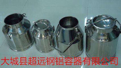 不锈钢小桶应用