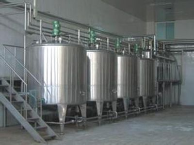 不锈钢搅拌罐厂家