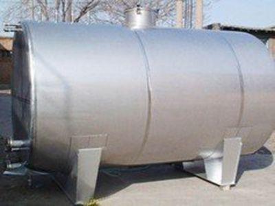 不锈钢卧式罐