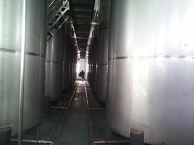 不锈钢储罐系统