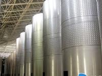 不锈钢葡萄酒发酵罐